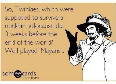 Hostess Bakery and the Mayans