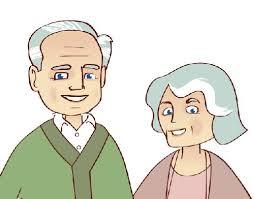 Grandma and Grandpa Resolve a Problem