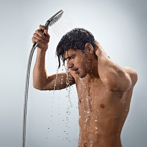 man-in-shower