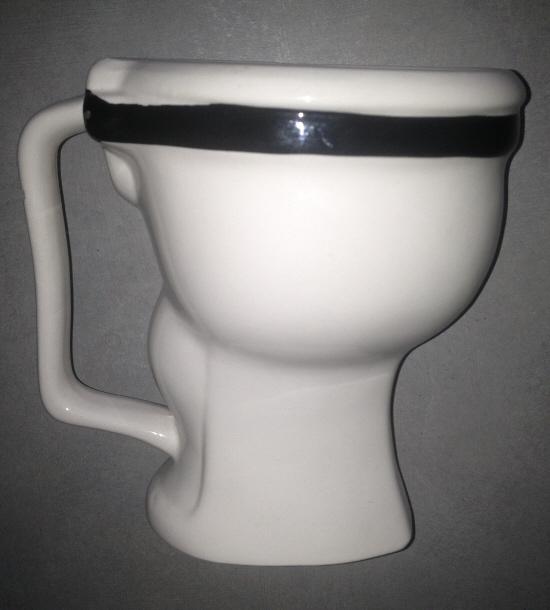 The Toilet Mug
