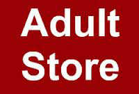 Adult Store Sign